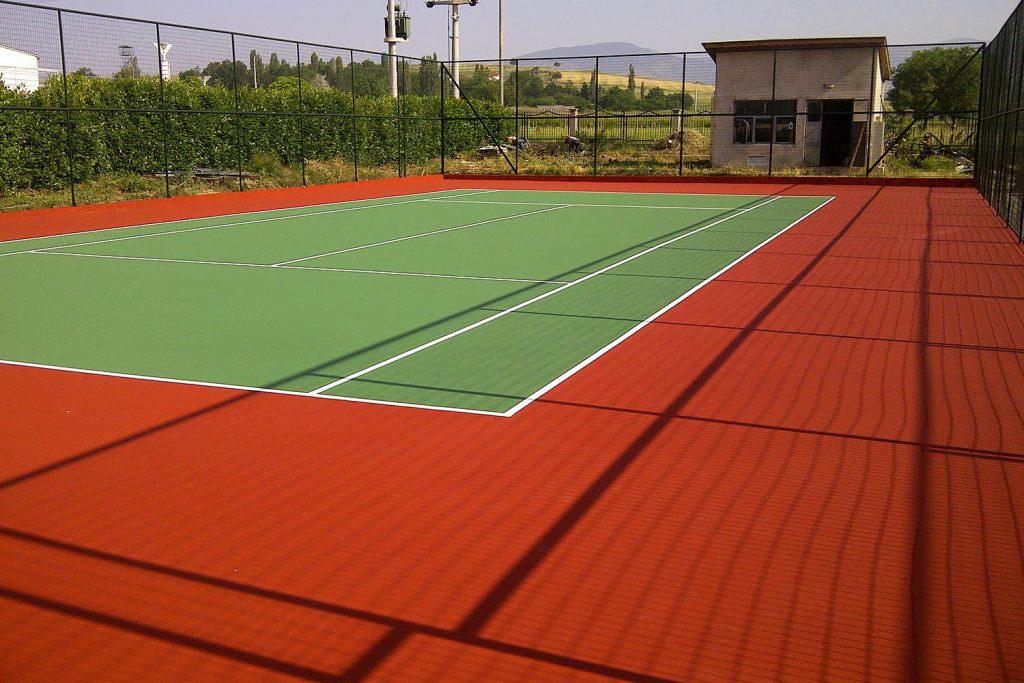 tenis kortunda zemin secimi nasil yapilir