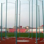 Disc Throwing Cage