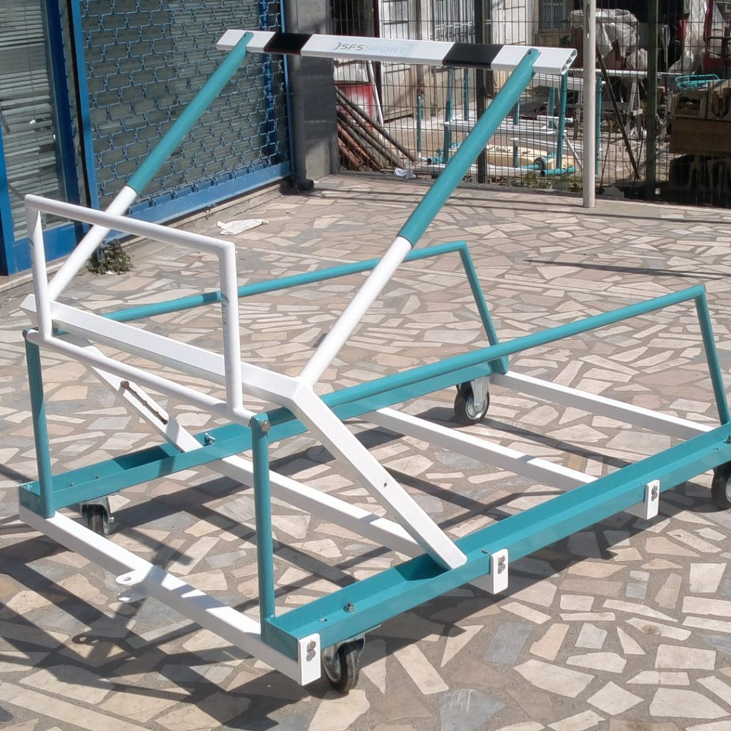 Obstacle Handling Trolley