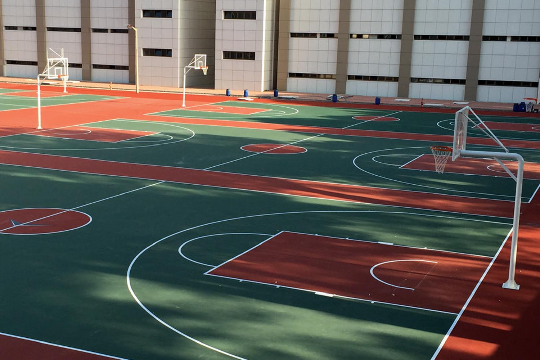 maltepe askeri lisesi basketbol sahalari 1