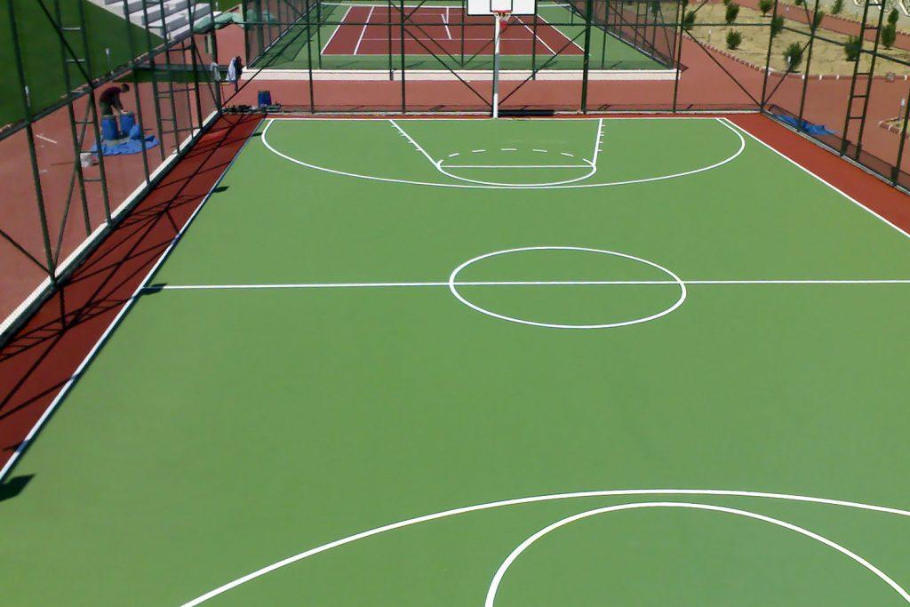 nahcivan akrilik zemin basketbol sahasi 1
