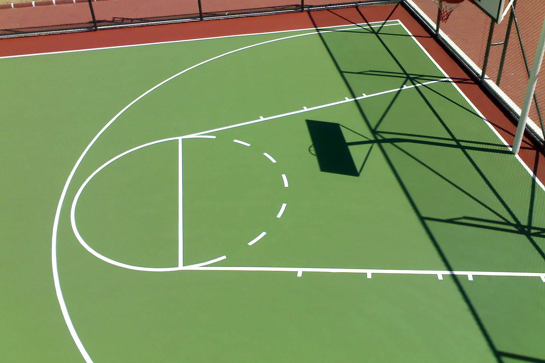 nahcivan akrilik zemin basketbol sahasi 2