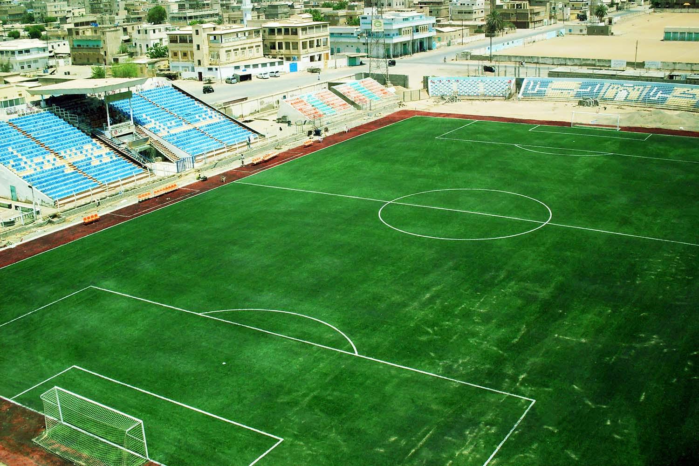 sudan port profesyonel futbol sahasi 2